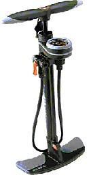 Picture of Recalled Bicycle Tire Floor Pump