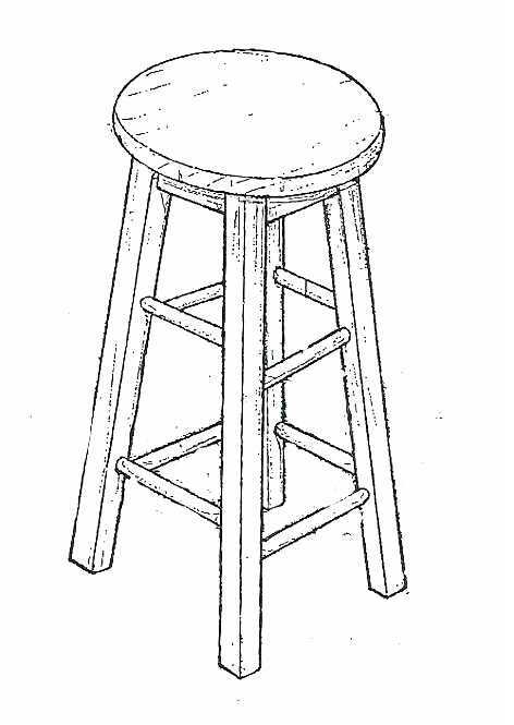 Recalled Barstools
