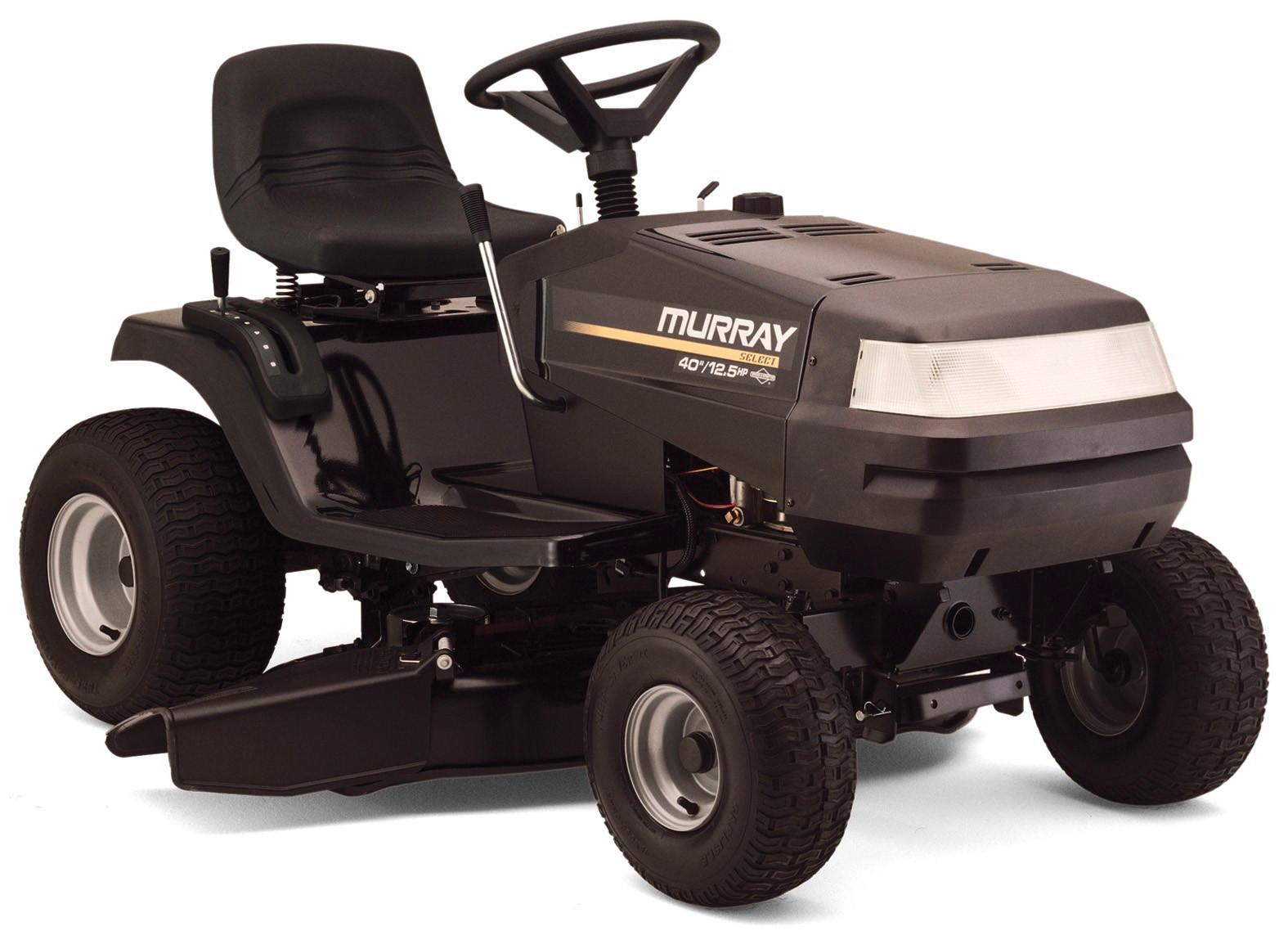 Murray Garden Tractor : Murray inc recall of lawn tractors