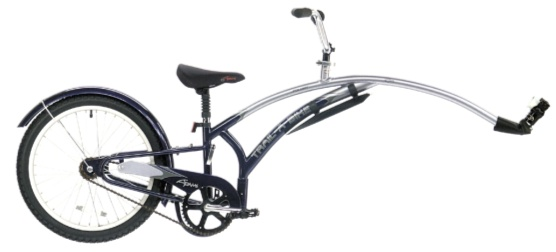 Picture of Recalled Bicycle Attachment