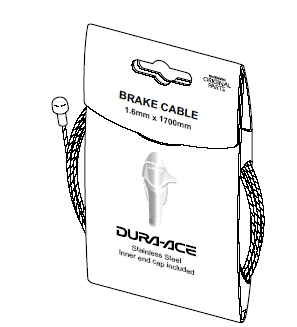 Picture of Recalled Brake Inner Cable