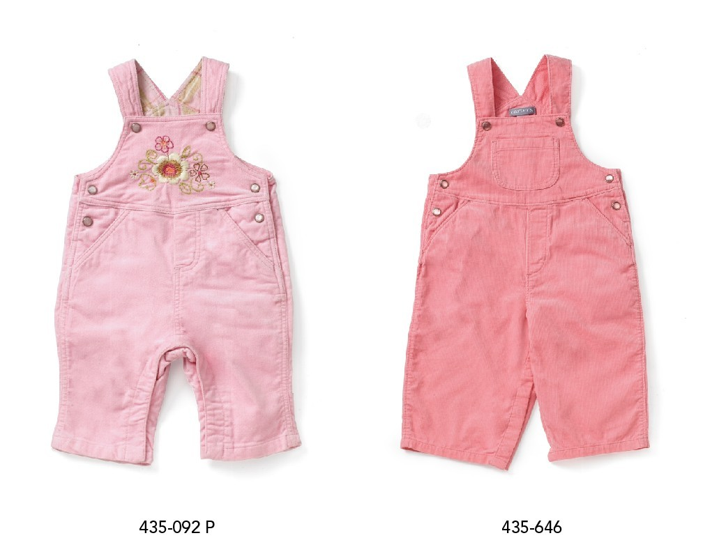 Picture of Recalled Children's Overalls